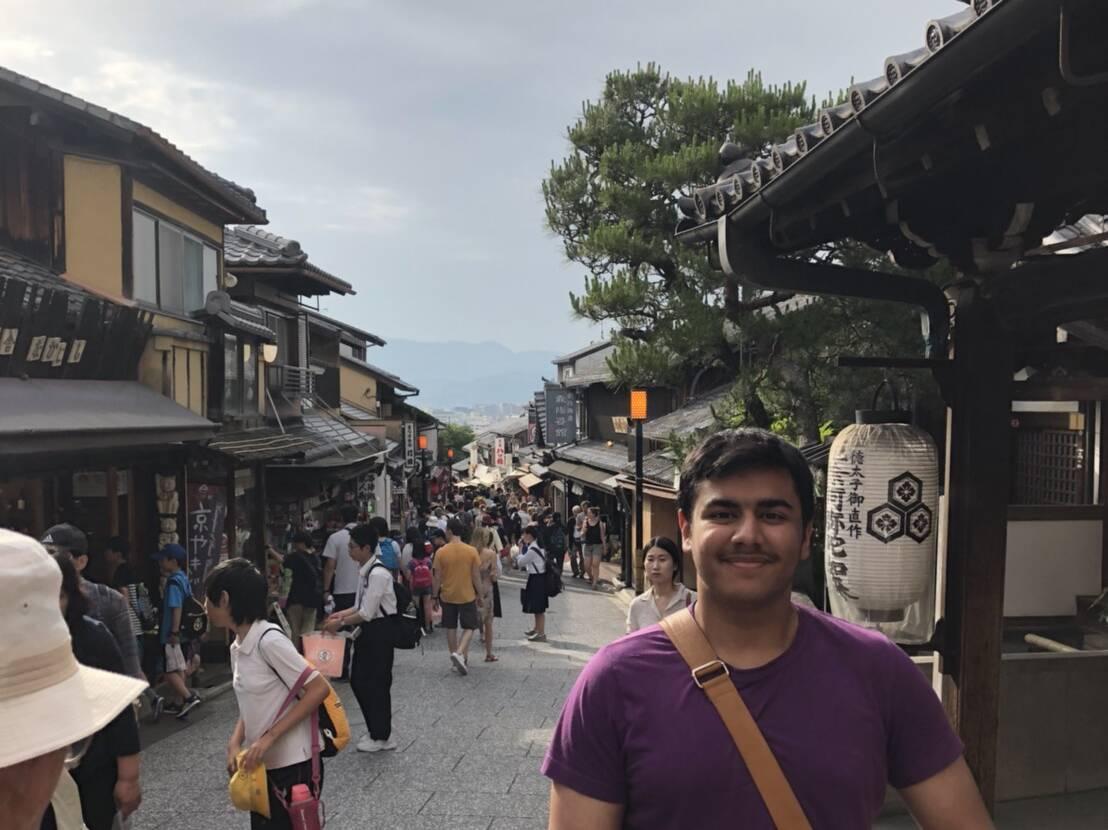 Kiyomizu street