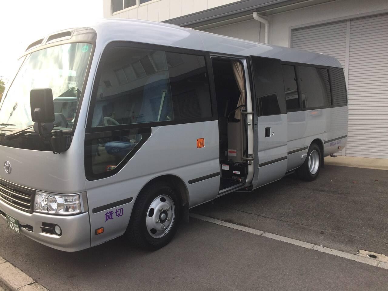 Microbus body